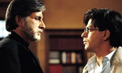 20 Years of Mohabbatein: Amitabh Bachchan Cherishes the Music of SRK Starrer, Actor Reminisces the Film with His Iconic Dialogue 'Parampara, Pratishtha, Anushasan'