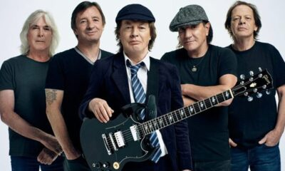 AC/DC Releases New Single 'Shot In The Dark' From Their Upcoming Album 'Power Up'
