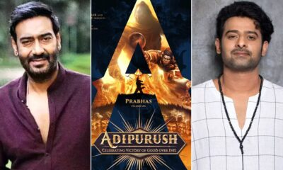 Adipurush: Ajay Devgn Not A Part Of Prabhas Starrer?
