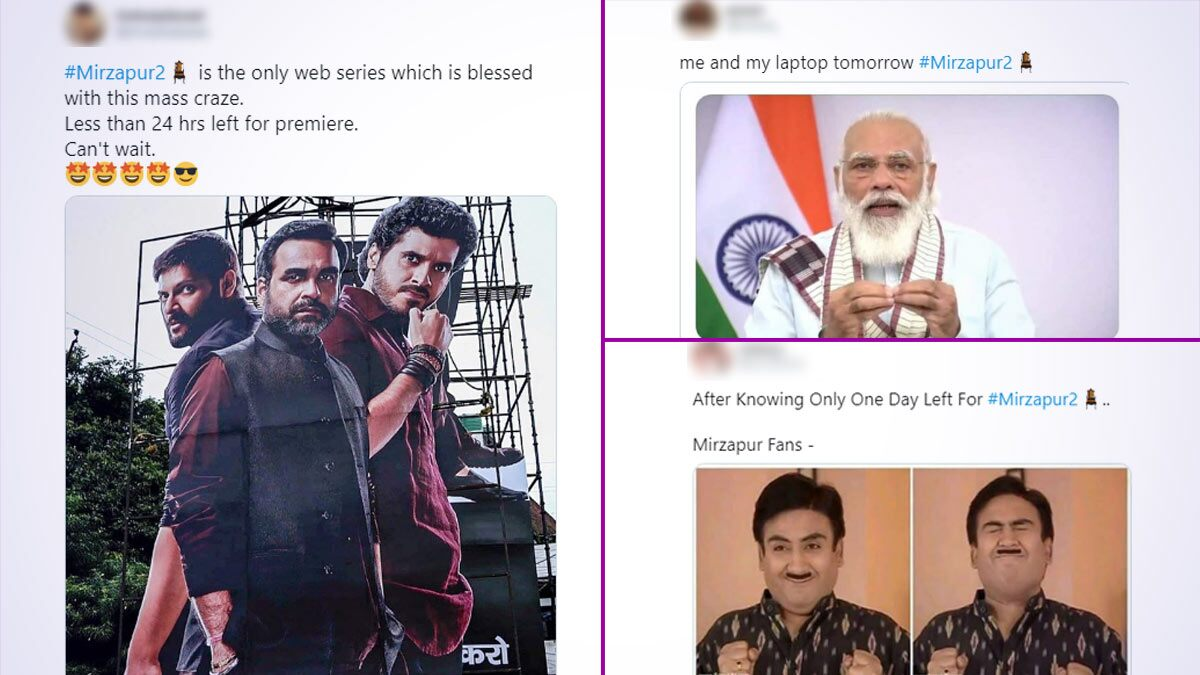 Ahead of Mirzapur 2 Release on Amazon Prime, Fans Express Their Excitement Via Funny Memes (View Tweets)