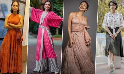 Amala Paul Birthday Special: She Seeks Inspiration from Boho Fashion and Blends it With Her Casual Style (View Pics)