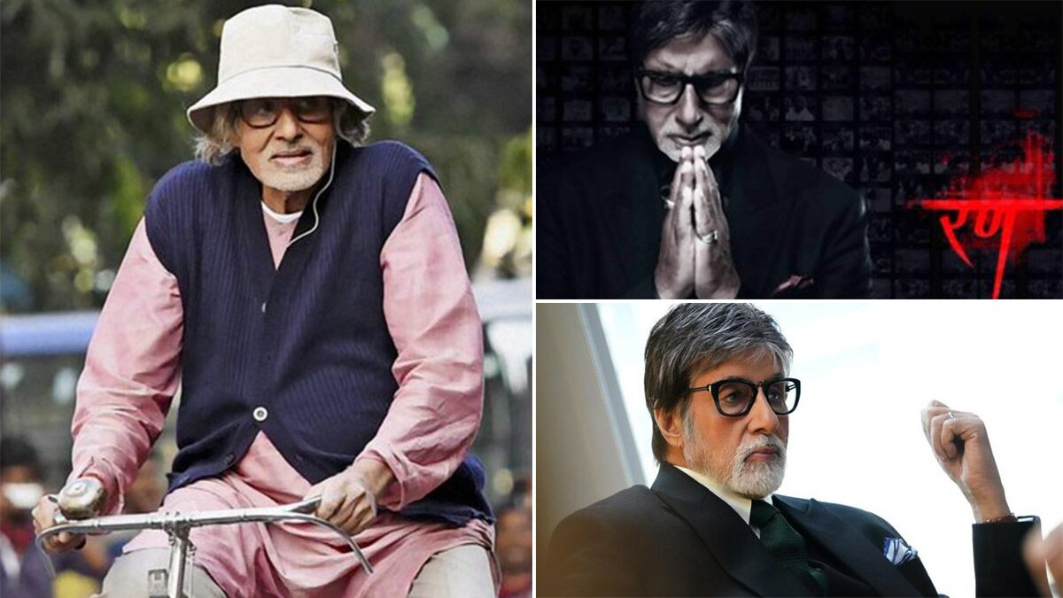 Amitabh Bachchan Birthday Special: 7 Movies Of The Actor In The Last Decade That Are Simply Fantastic