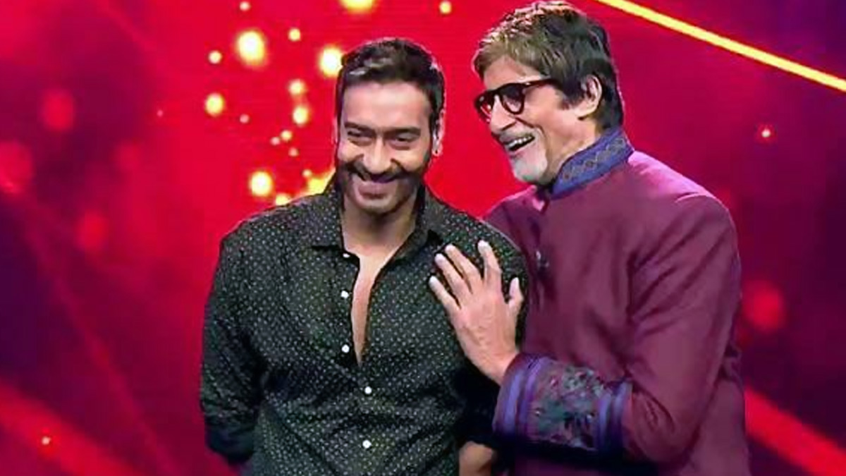 Amitabh Bachchan Turns 78! Ajay Devgn Extends Heartfelt Wishes To 'Amitji' On His Birthday