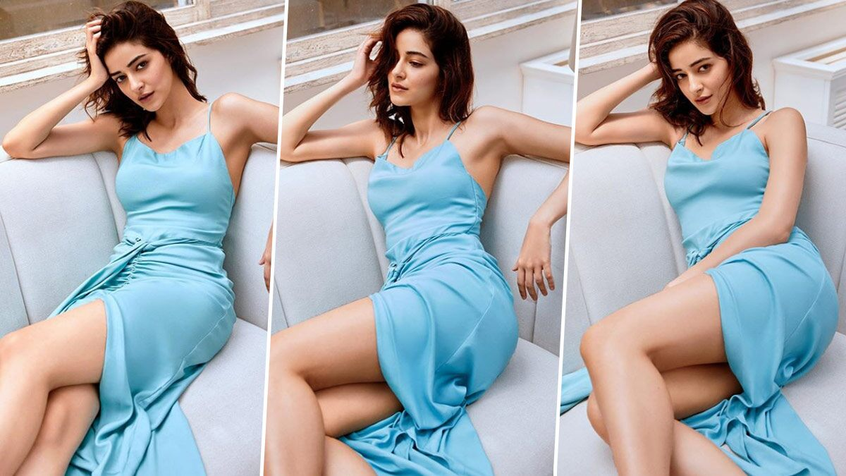Ananya Panday is Championing the Art of Dressing Sexy and Being Seductive (View Pics)