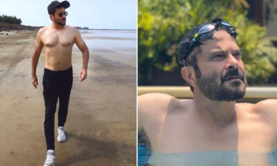 Anil Kapoor Shares Jhakkas Shirtless Pics As He Talks About His Fitness Journey