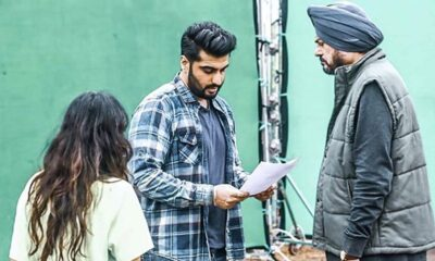 Arjun Kapoor on Resuming Work After COVID-19 Recovery: I Feel Like a Kid in a Candy Store