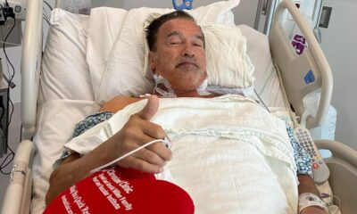 Arnold Schwarzenegger Undergoes Heart Surgery, Says He Feels Fantastic (View Tweet)