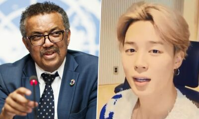 BTS Band Member Jimin Breaks Down COVID-19 Rules For Kids, WHO Boss Tedros Adhanom Ghebreyesus Approves (Watch Video)