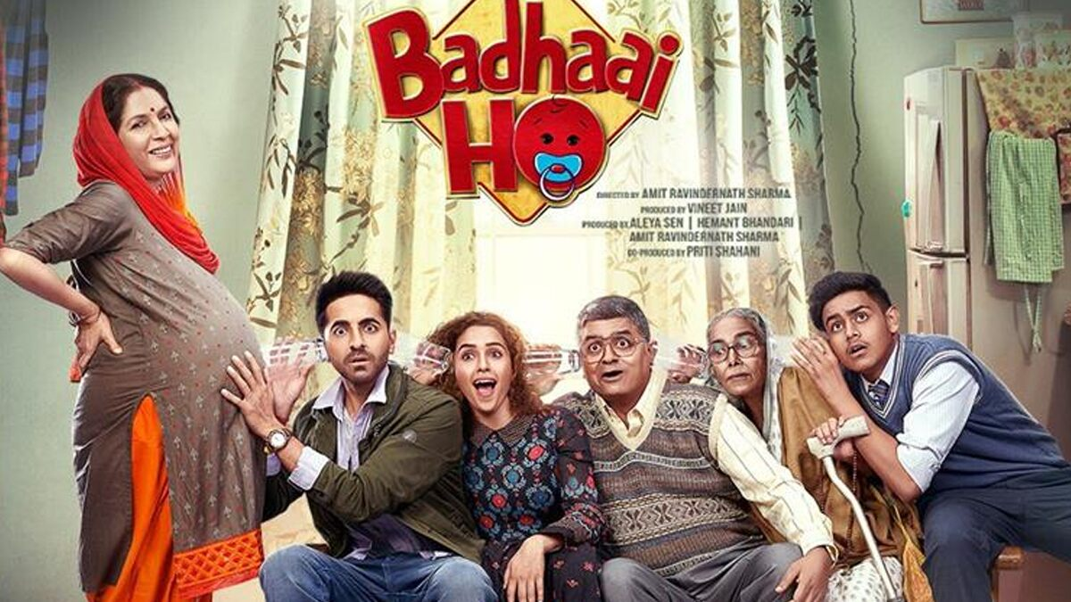 Badhai Ho Clocks 2 Years: Ayushmannn Khurrana Reminisces Amit Sharma Directorial, Says 'I Tried to Normalise the Sexual Desire That Our Parents Can Have'