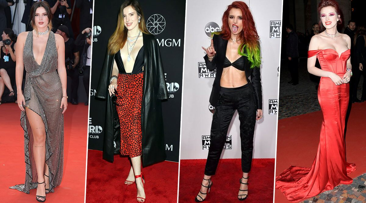 Bella Thorne Birthday Special: When it Comes to Her, Bold Always Gets Bolder (View Pics)