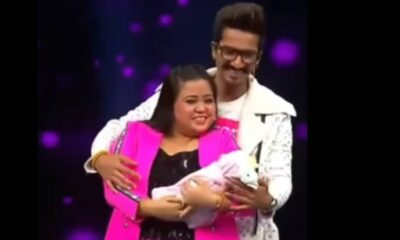 Bharti Singh and Hubby Haarsh Limbachiyaa All Set to Welcome Their First Baby in 2021(Watch Video)