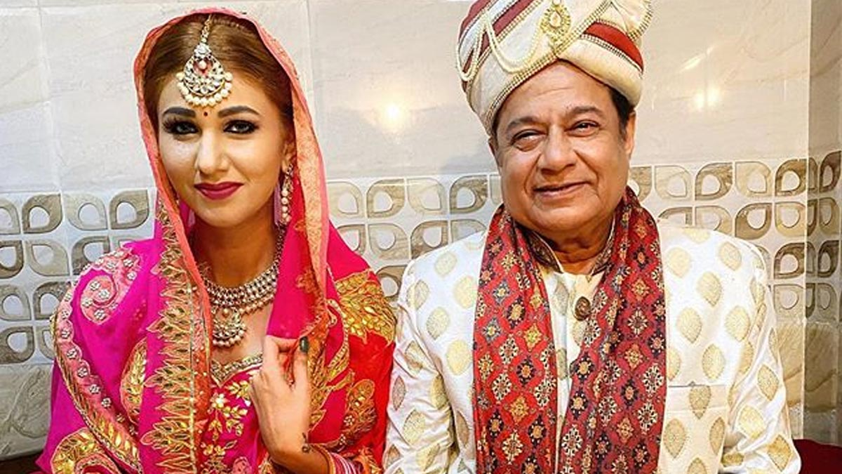 Bigg Boss 12's Anup Jalota Reveals Viral Wedding Pictures With Jasleen Matharu Were From Their Film Ye Meri Student Hai, Says 'I Have Done This Film to Only Earn Good Money'