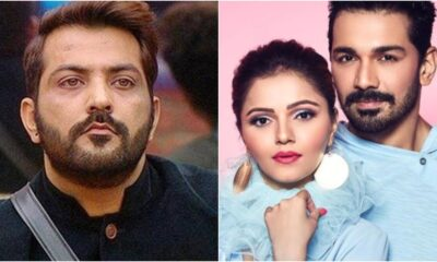Bigg Boss 14: Manu Punjabi Unmasks Rubina Dilaik and Abhinav Shukla's Lie of Not Following the Reality Show's Previous Seasons With Proof (Watch Video)