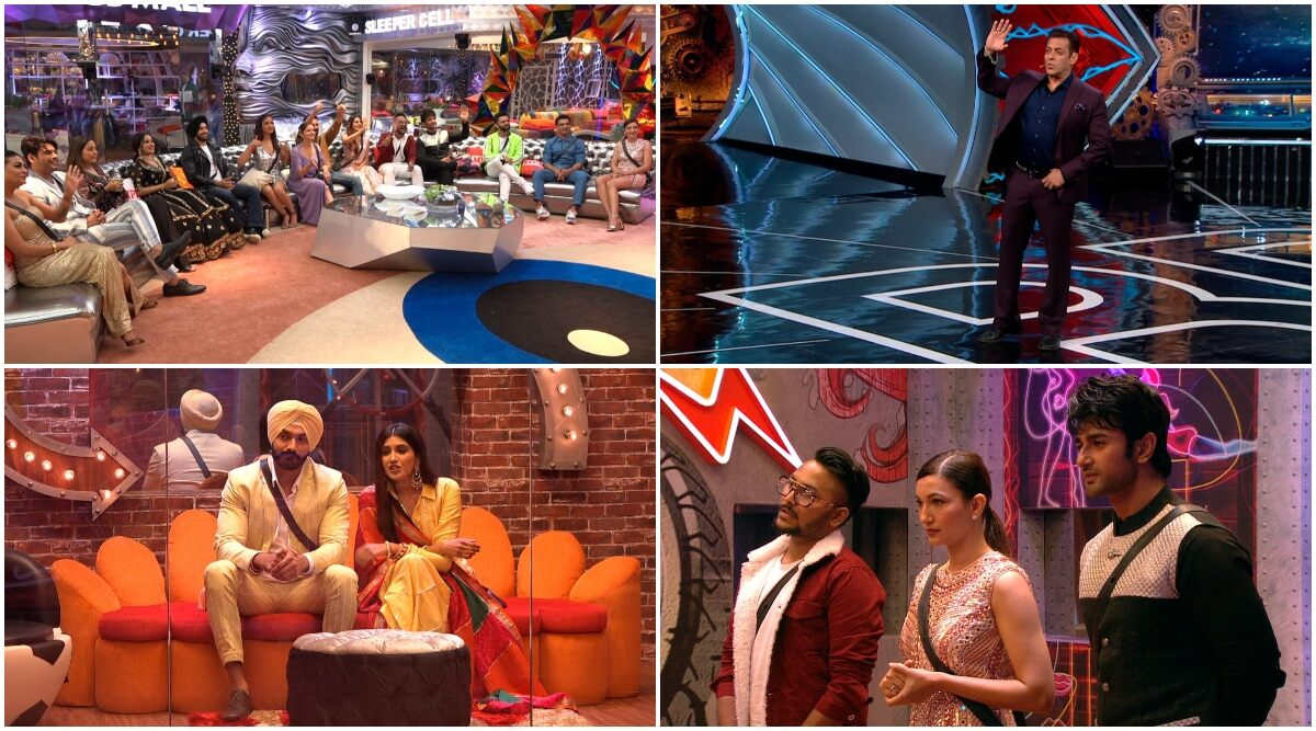 Bigg Boss 14 October 11 Weekend Ka Vaar Synopsis: The Seniors vs Freshers Game Intensifies