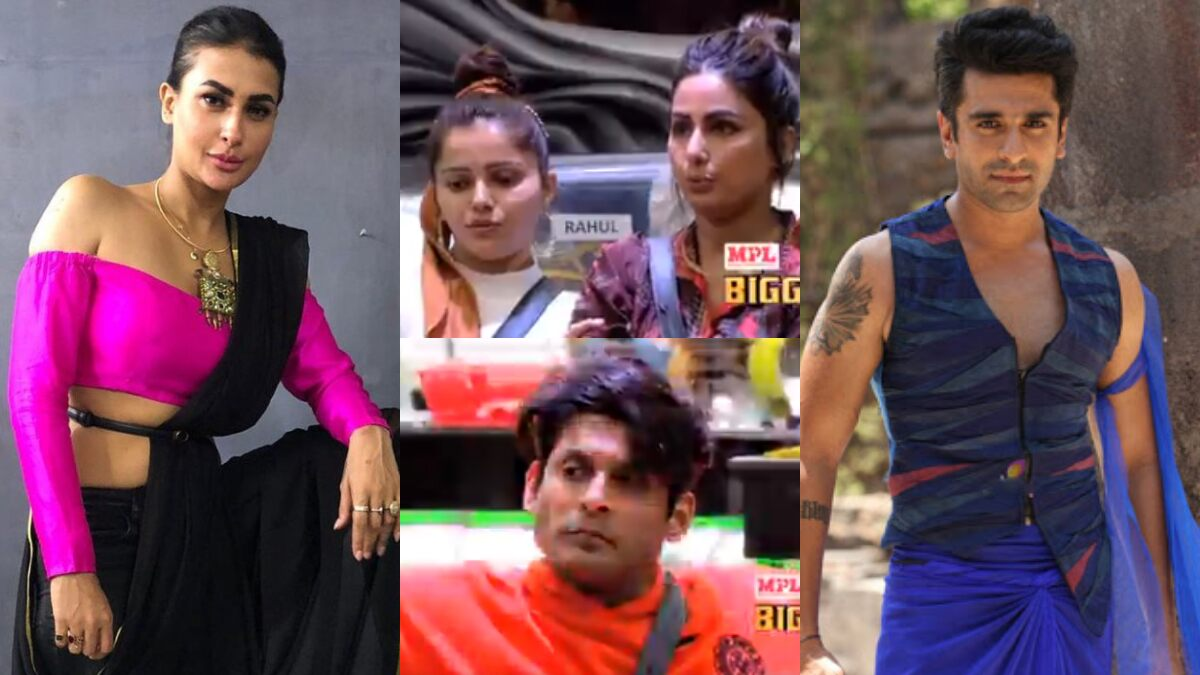 Bigg Boss 14 October 21 Episode: Sidharth, Hina, Gauahar Say Goodbye to the Show, Pavitra Punia, Eijaz Khan in Red Zone – 5 Highlights of BB 14