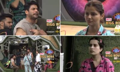 Bigg Boss 14 October 5: From Rubina Being The 'Nirasha Janak' Contestant to Sara Calling Sidharth 'Jija', 5 Must-Read Highlights From Day 2 of the Reality Show!