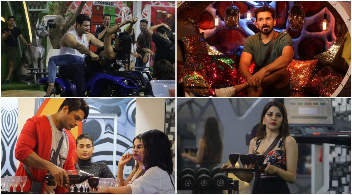 Bigg Boss 14 October 7 Episode: From Nikki Tamboli Being A Brat To Abhinav NOT Choosing To Save Rubina, Here Are 5 Happenings Of Day 4 of BB14
