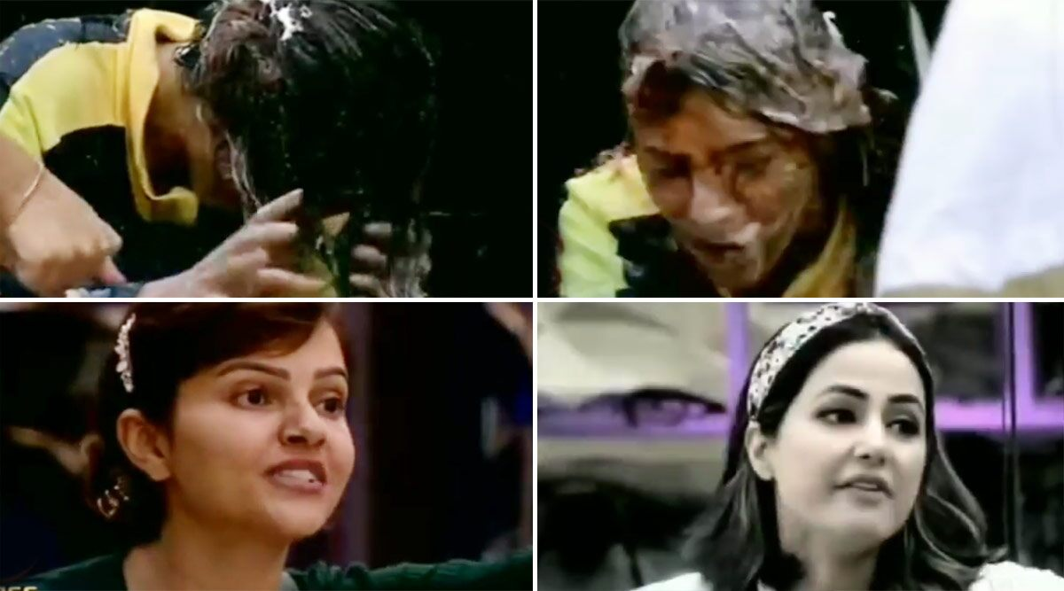 Bigg Boss 14 Preview: Nikki Tamboli Emerges as a Strong Player in the Immunity Task; Rubina Dilaik Argues With Hina Khan Over a Pair of Shoes (Watch Video)