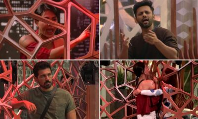 Bigg Boss 14 Preview: Pavitra Punia Accuses Rahul Vaidya of Character Assassinating Her By Saying She Has a Crush on Abhinav Shukla, Rubina Dilaik Calls It His 'Gandi Soch' (Watch Video)