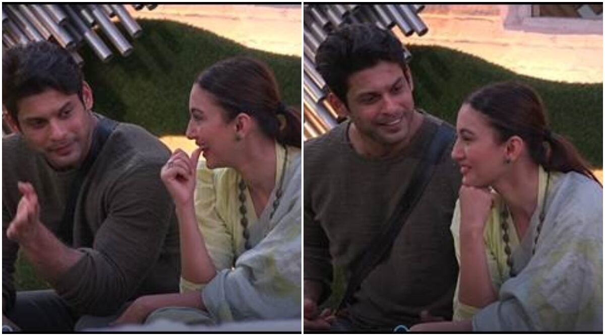 Bigg Boss 14: Siddharth Shukla Reveals To Gauahar Khan How He Had A Tough Time Convincing His Mother That He Was Dating