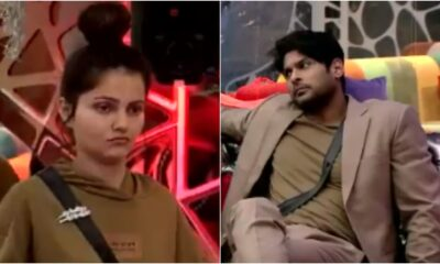 Bigg Boss 14: Sidharth Shukla Calls Rubina Dilaik Selectively Dumb, Feels She Is Less Entertaining Than Eijaz Khan (Watch Video)