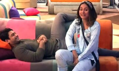 Bigg Boss 14: Sidharth Shukla Jokes With Hina Khan, Says 'Who the F**k Are You' When Quizzed About His Relationship Status