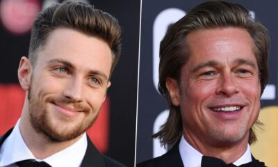 Bullet Train: Aaron Taylor-Johnson Joins Brad Pitt in Sony's Action Movie