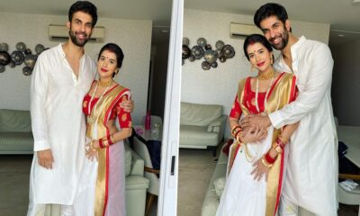 Charu Asopa And Hubby Rajeev Sen Celebrate Durga Ashtami, Actress Shares Pics On Instagram!