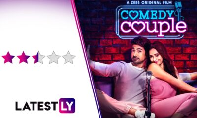 Comedy Couple Movie Review: Saqib Saleem and Shweta Basu Prasad's Vivacious Chemistry Makes This Trite Romcom Watchable