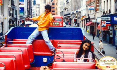 DDLJ Turns 25: Shah Rukh Khan and Kajol Change Their Twitter Names To 'Raj' and 'Simran' To Celebrate Their Iconic Film! (View Tweets)