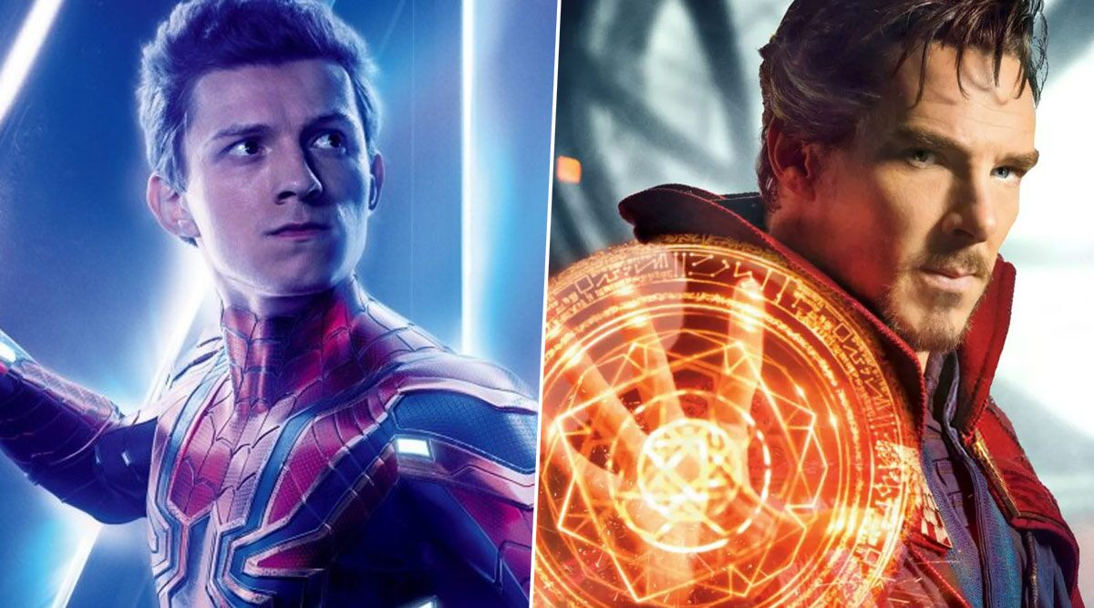 Doctor Strange and Spider-Man Meet Again, Benedict Cumberbatch All Set To Join Tom Holland's Spider-Man 3