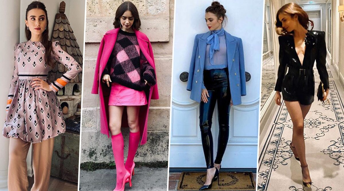 Emily in Paris: Lily Collins' Instagram Account Proves She's as Fashionable as Her Character in New Netflix Series