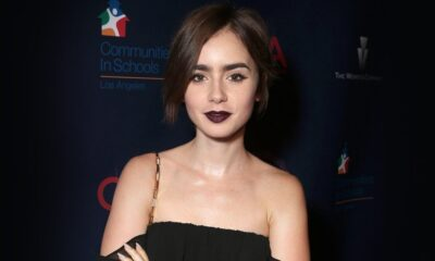 Emily in Paris Star Lily Collins Wishes She Still Had Her British Accent