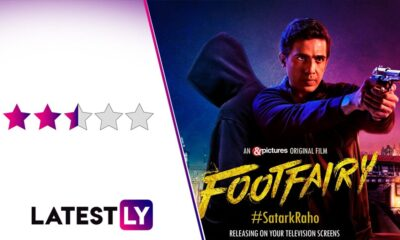 Footfairy Movie Review: Gulshan Devaiah Chases a Serial Killer in This Decent Mystery Thriller Let Down by an 'Inspired' Third Act