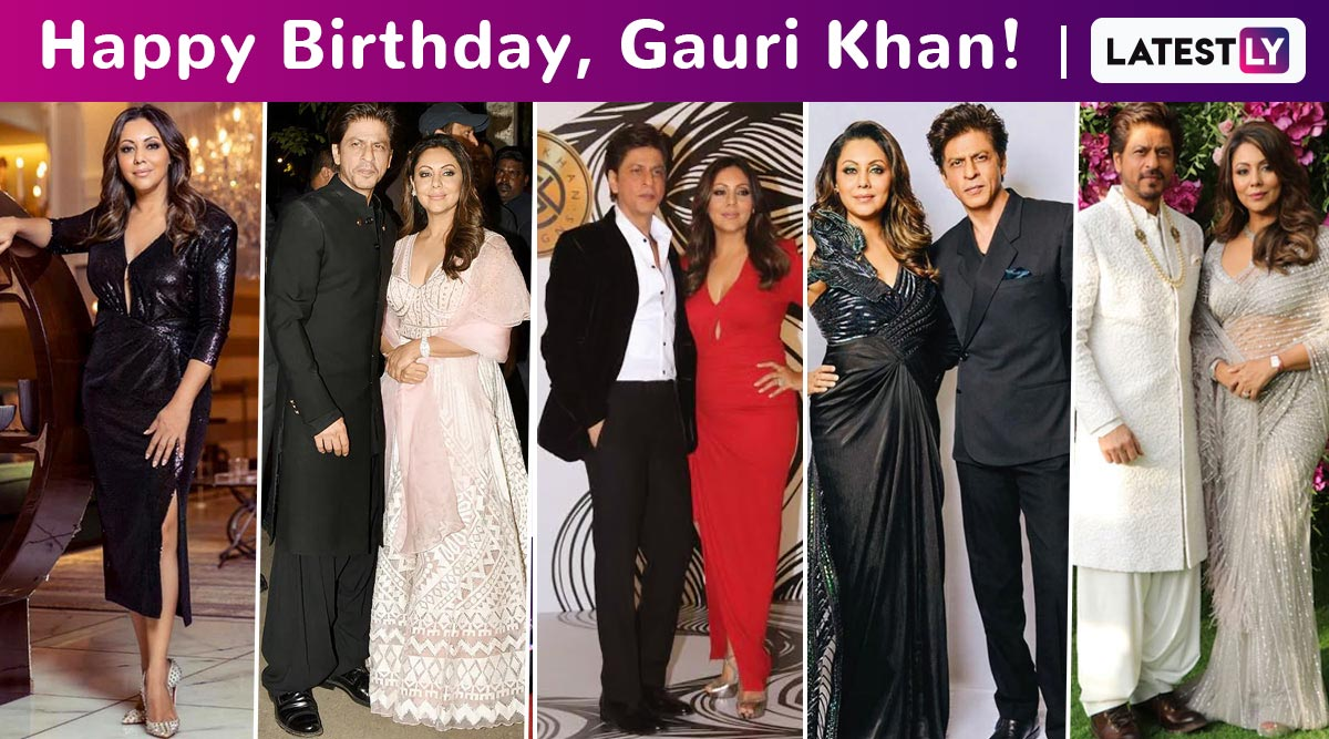 Gauri Khan Birthday Special: With Casual Sophistication, Elegance and Laid Back Luxury Is How the First Wife of Bollywood Rolls!