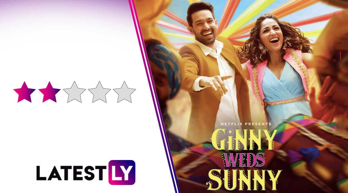 Ginny Weds Sunny Movie Review: Vikrant Massey's Comic Flair Makes This Tired Netflix Romcom With Yami Gautam Watchable