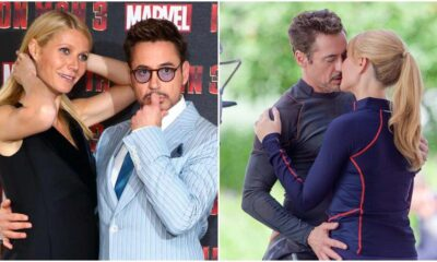 Gwyneth Paltrow Names her Worst Onscreen Kiss and Yes, it's With Robert Downey Jr