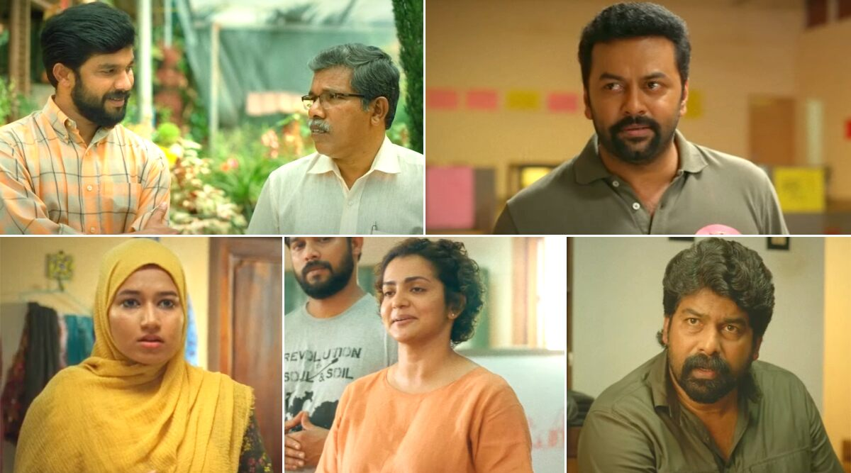 Halal Love Story: Indrajith Sukumaran And Joju George's Movie Making Business Is A Hilarious Ride (Watch Video)