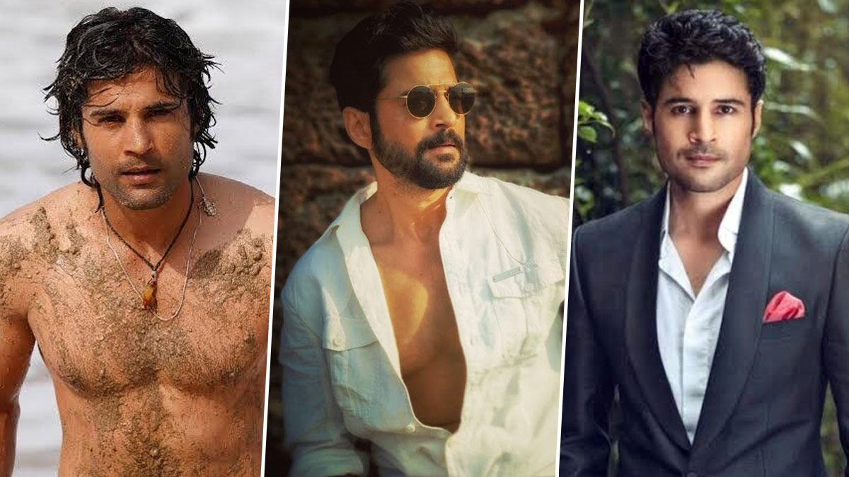 Happy Birthday, Rajeev Khandelwal: 7 Dishy Pics of the Hunk That'll Make Your Heart Go 'Left Right Left'!