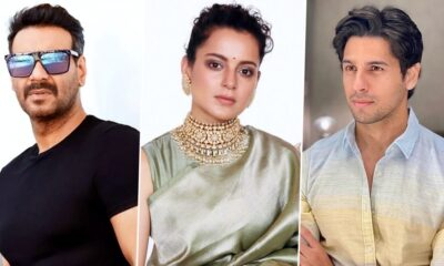 Happy Dussehra 2020: Ajay Devgn, Kangana Ranaut, Sidharth Malhotra Wish Fans On The Auspicious Occasion! (View Posts)