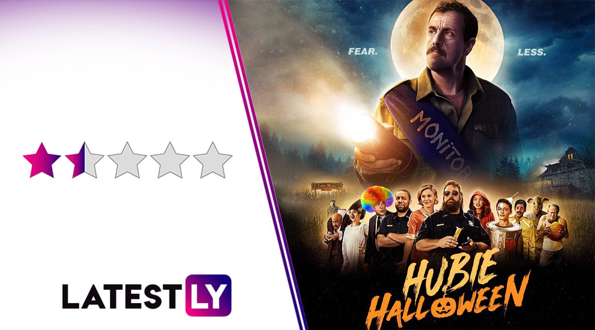 Hubie Halloween Movie Review: Nothing Spooky or Funny About This Adam Sandler Netflix Comedy!