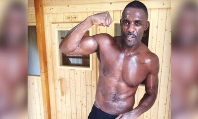 Idris Elba Is Banned from Boxing by Mother and Wife for This Reason