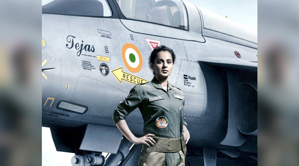 Indian Air Force Day 2020: Kangana Ranaut Extends Greetings to IAF on Behalf of Team Tejas (Read Tweet)