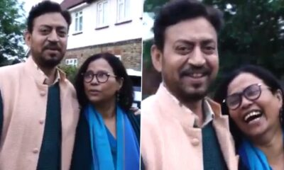 Irrfan Khan Sings Lata Mangeshkar's 'Mera Saaya' for Wife Sutapa in This Adorable Throwback Video – WATCH