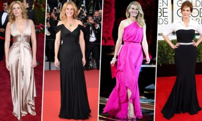 Julia Roberts Birthday: Her Wardrobe is as Charming as Her Smile (View Pics)