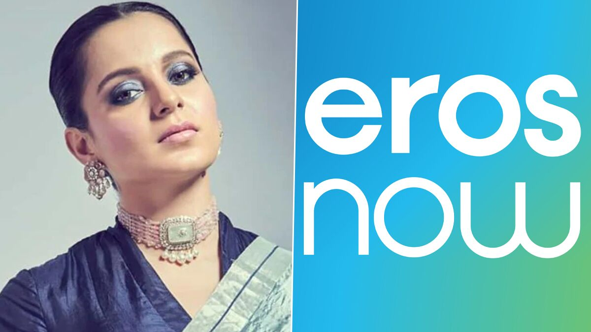 Kangana Ranaut Hits Out at Eros Now for Sharing Vulgar Posts on Navratri, Says 'Streaming Platforms Are Nothing but Porn Hub'