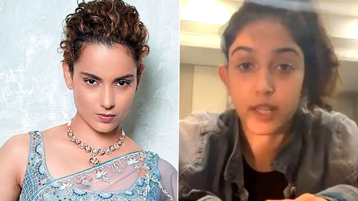 Kangana Ranaut Responds to Aamir Khan's Daughter Ira Khan's Confession About Depression (Read Tweet)