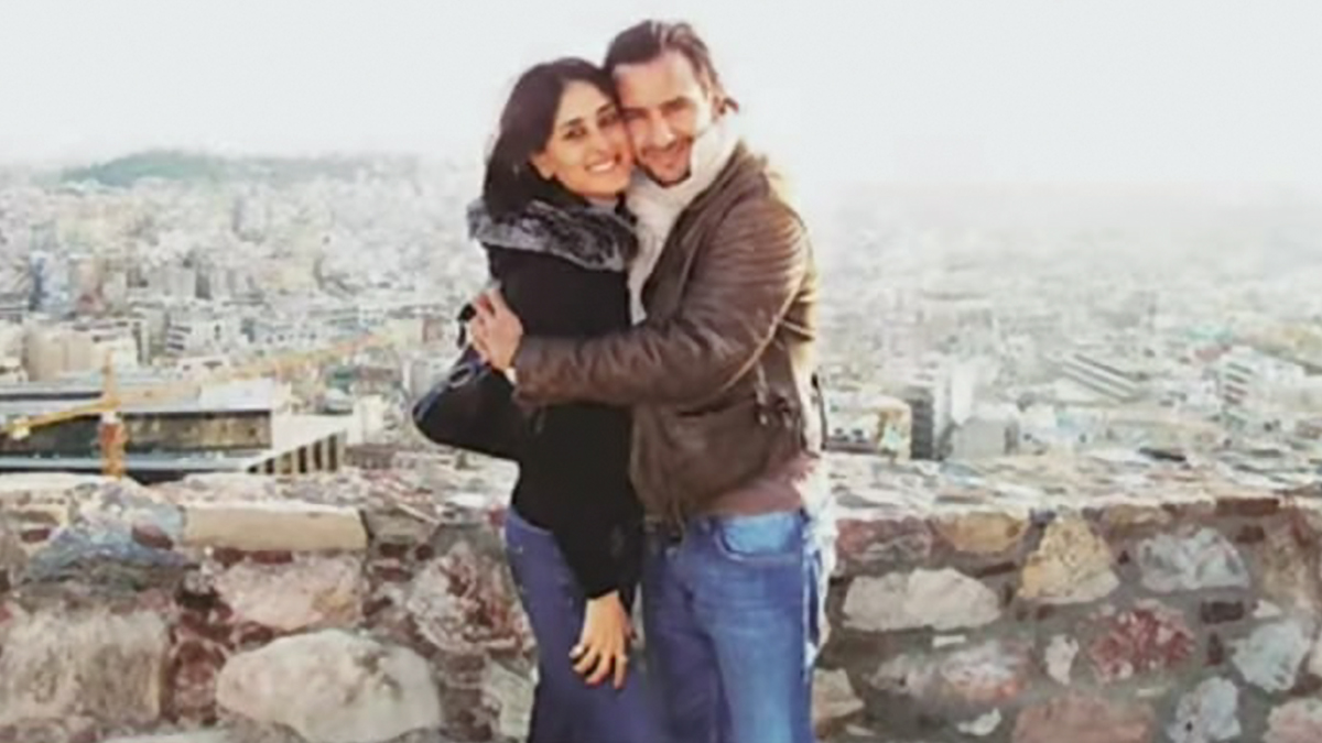 Kareena Kapoor Khan Reminisces Her 2008 Trip With Hubby Saif Ali Khan And We Are In Awe!