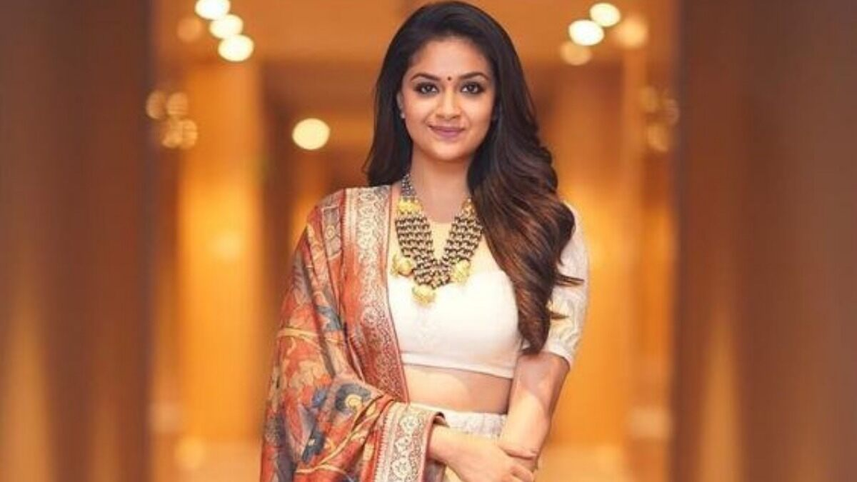 Keerthy Suresh Birthday: Here's Looking At Some Amazing Insta Pics Of Annaatthe Actress!