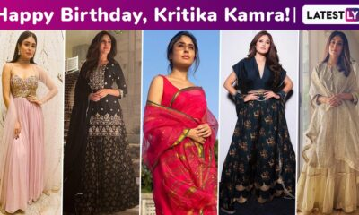 Kritika Kamra Birthday Special: Mastering a Rare Fluency in Ethnic Fabulosity With a Subtle Dash of Glamour!